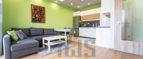 Interior apartment living room