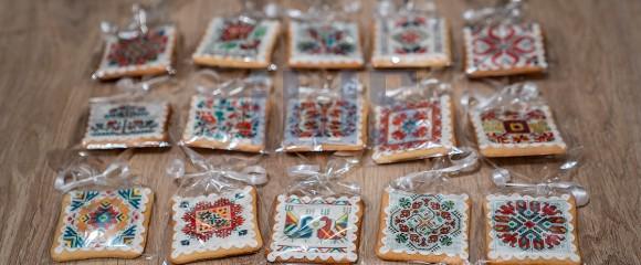 Cookies Bulgarian шевица